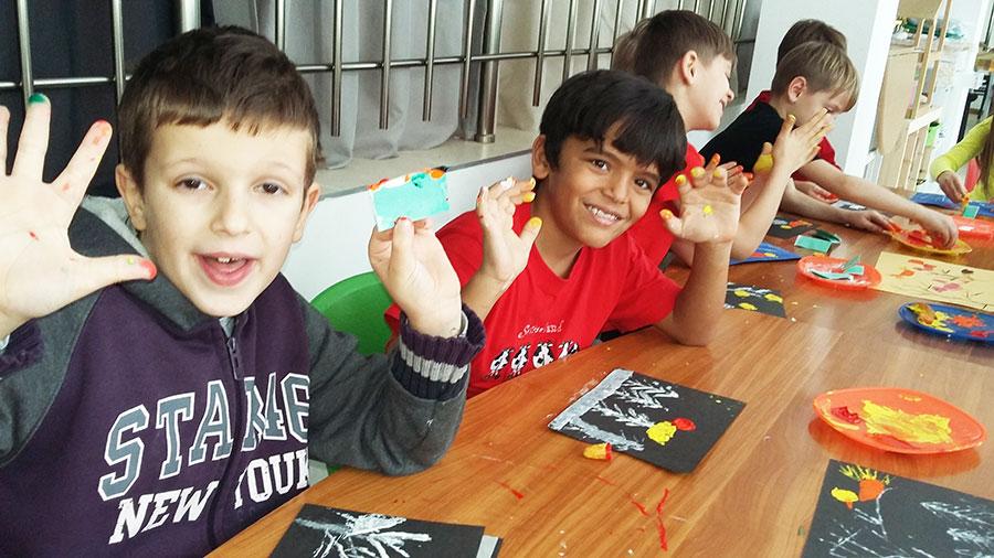 proekti romski deca